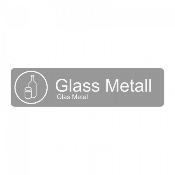 Glass Metall - polyuretan laminat