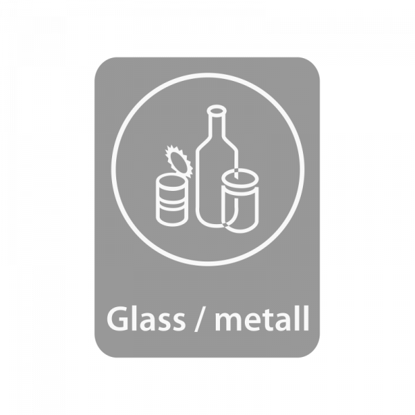 Glass/Metall - polyuretan laminat