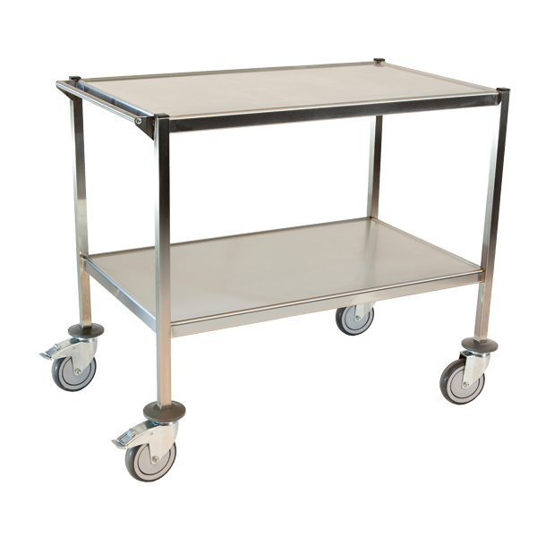 Shelf Trolley Stainless Steel