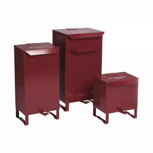 STROMBOLI 25L for Flammable waste