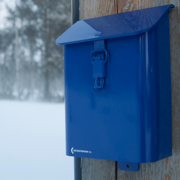 Urbanus hiking association mailbox